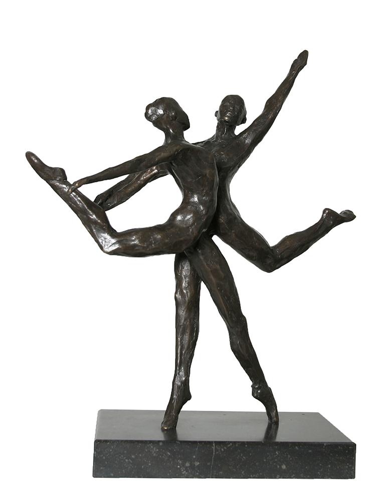 Bronzen huwelijkscadeau